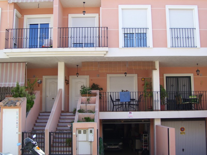 Ref:CGP JLM1347 Townhouse For Sale in Almoradí