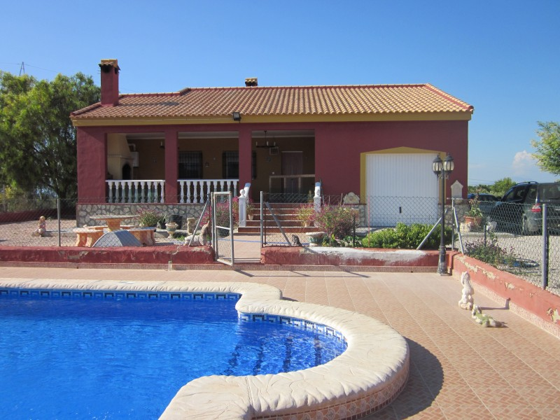 Ref:CGP JLM1570 Country Villa For Sale in Elche