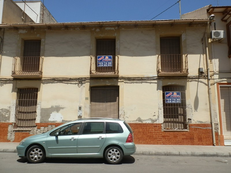 Ref:CGP JLM1518 Townhouse For Sale in Almoradí
