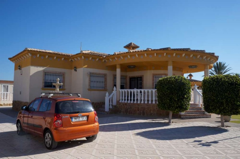 Ref:CGP JLM2122 Country Villa For Sale in Catral