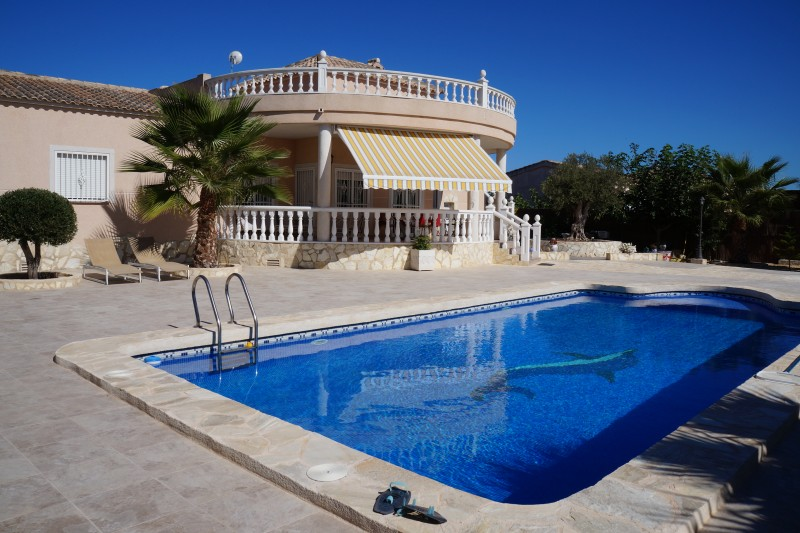 Ref:CGP JLM4146 Country Villa For Sale in Catral