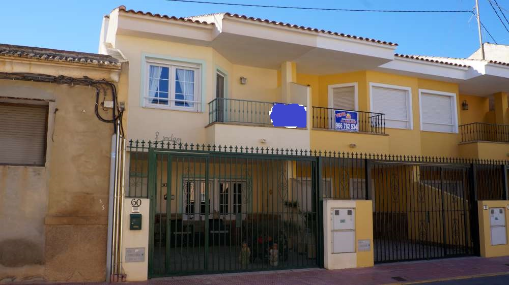 Ref:CGP JLM2411 Townhouse For Sale in Daya Nueva