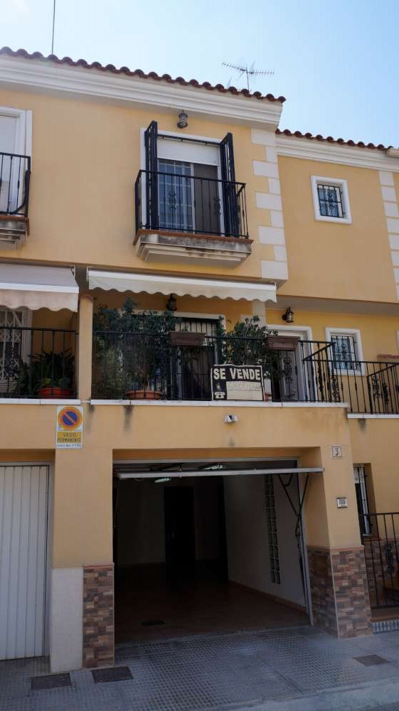 Ref:CGP JLM2492 Townhouse For Sale in Almoradí
