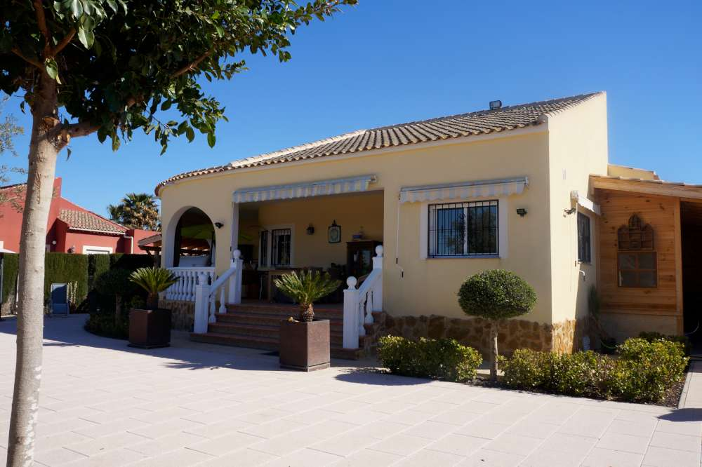 Ref:CGP JLM2580 Country Villa For Sale in Catral