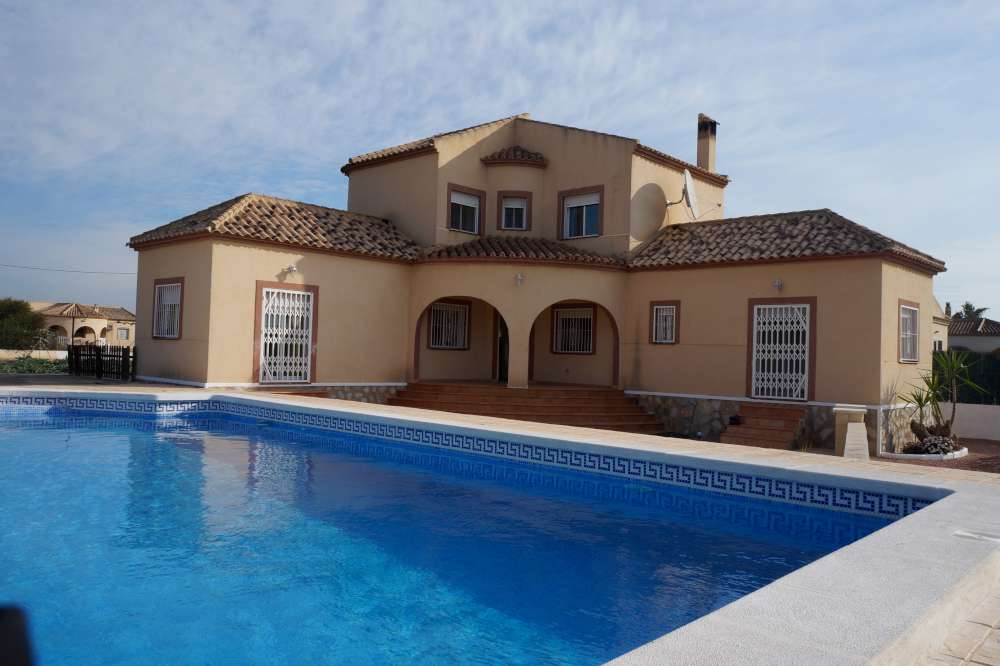 Ref:CGP JLM2589 Detached House / Villa For Sale in Dolores