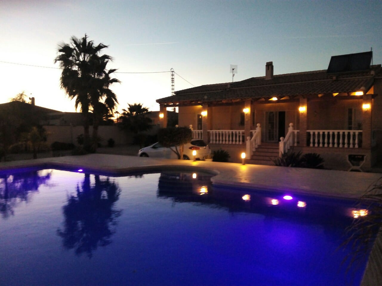 Ref:CGP JLM4257 Country Villa For Sale in Catral