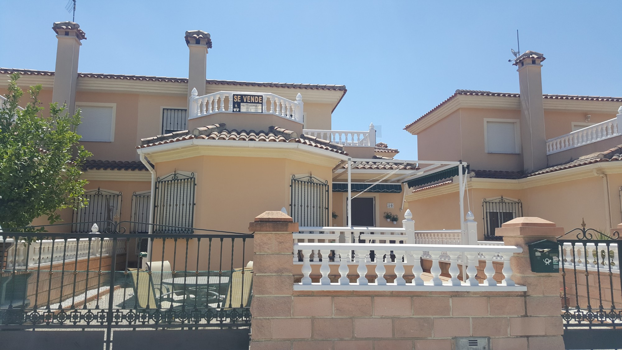 Ref:CGP JLM2595 Detached House / Villa For Sale in Almoradí