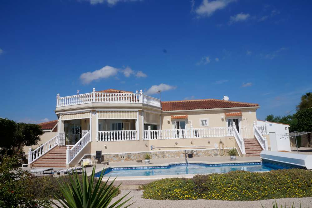 Ref:CGP JLM2597 Country Villa For Sale in Catral