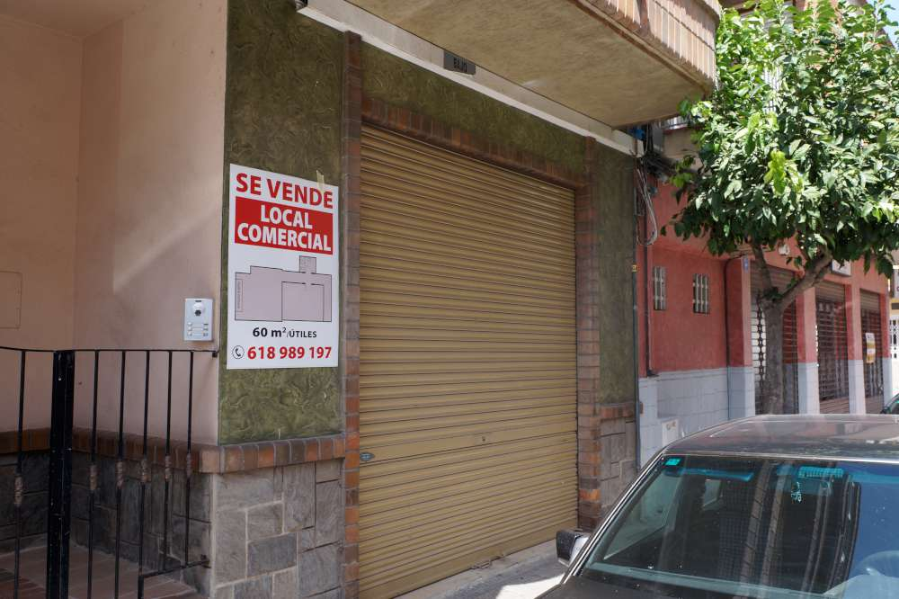 Ref:CGP JLM2620 Commercial premises For Sale in Almoradí