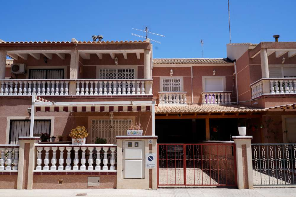 Ref:CGP JLM2623 Townhouse For Sale in Almoradí
