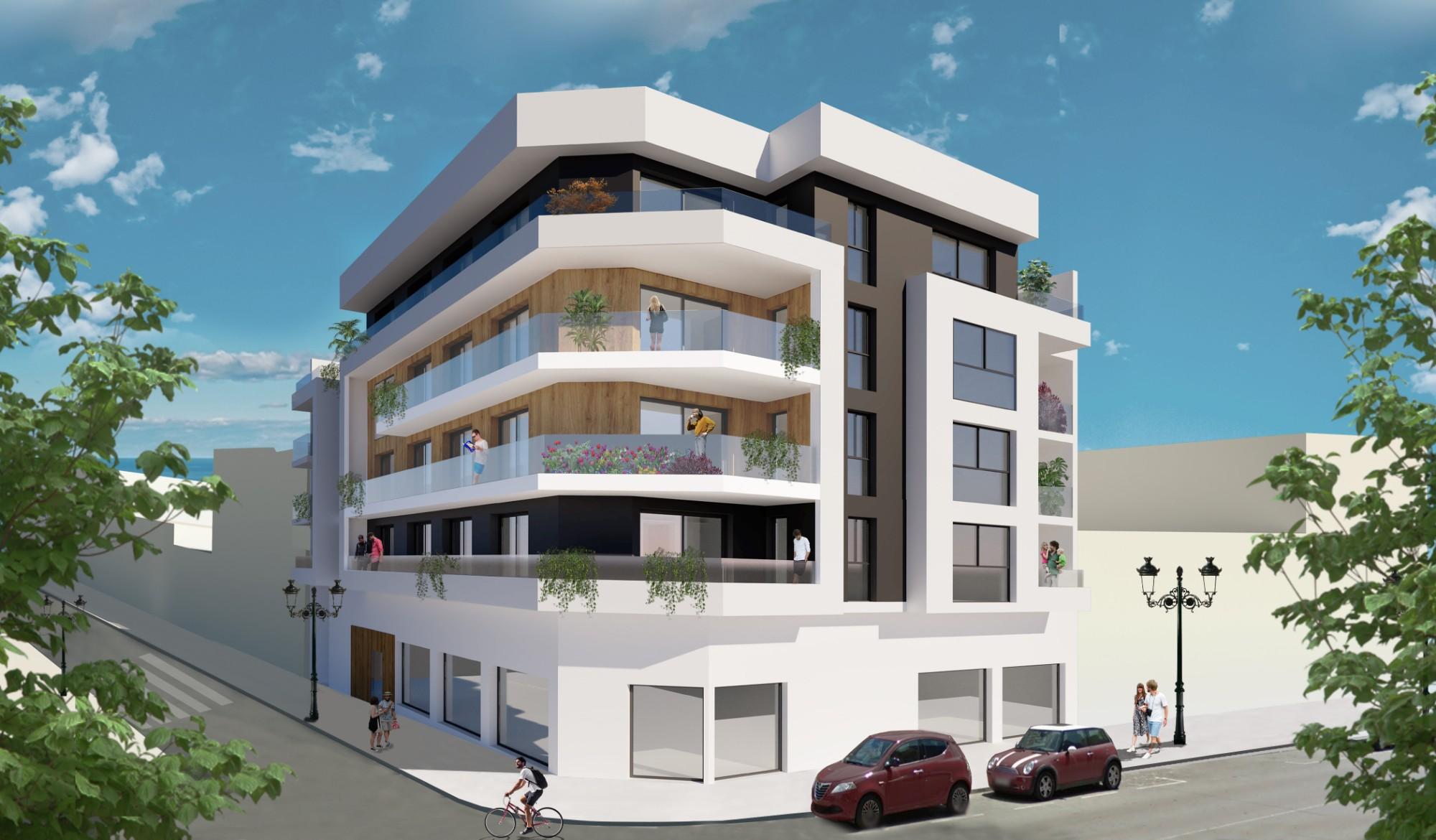 CGP JLMROQ: Apartment in Guardamar del Segura
