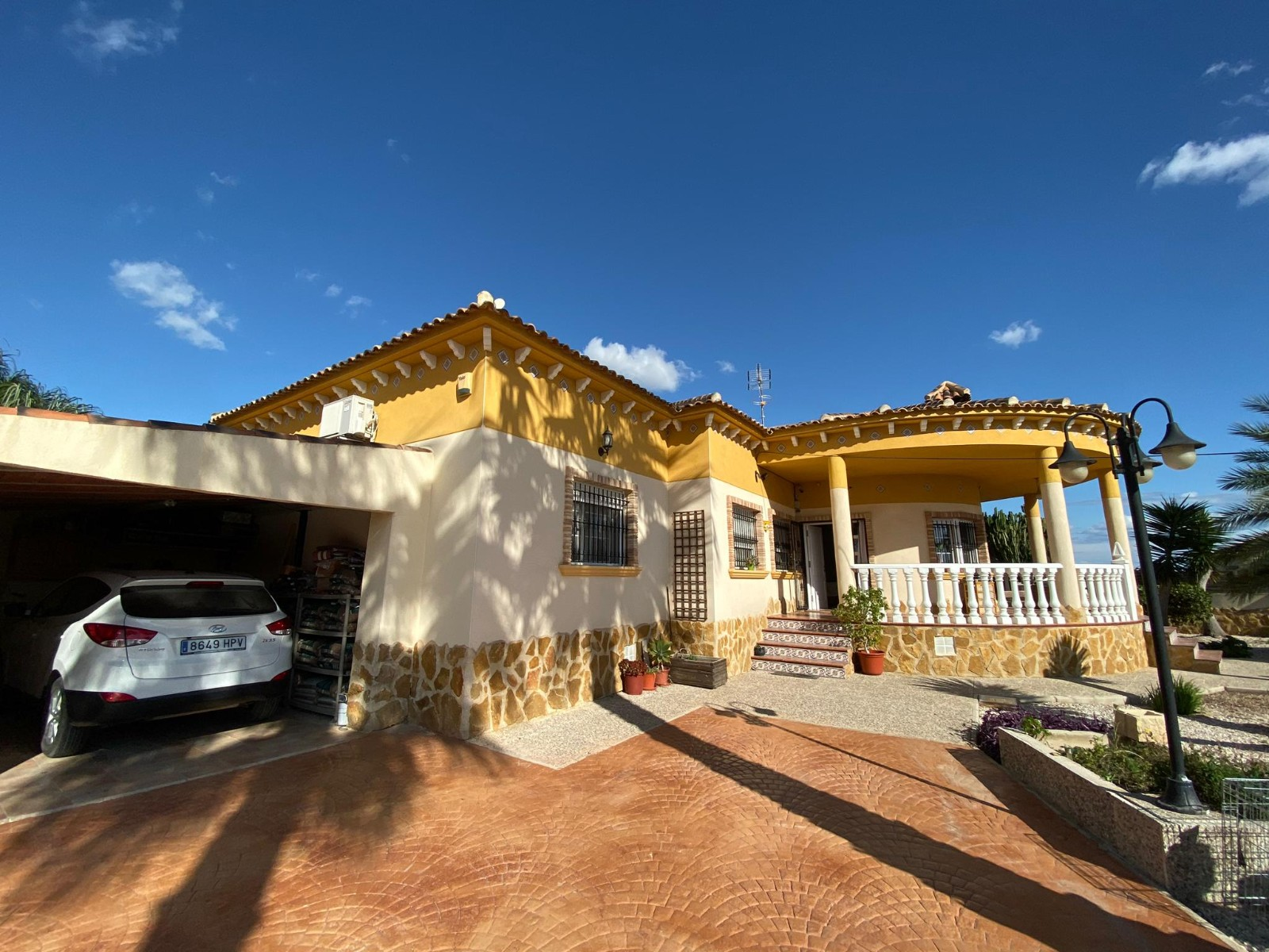 Ref:CGP JLM2755 Country Villa For Sale in Catral