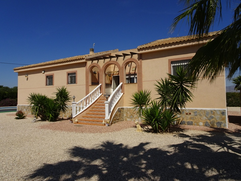 Ref:CGP JLM2772 Country Villa For Sale in Catral