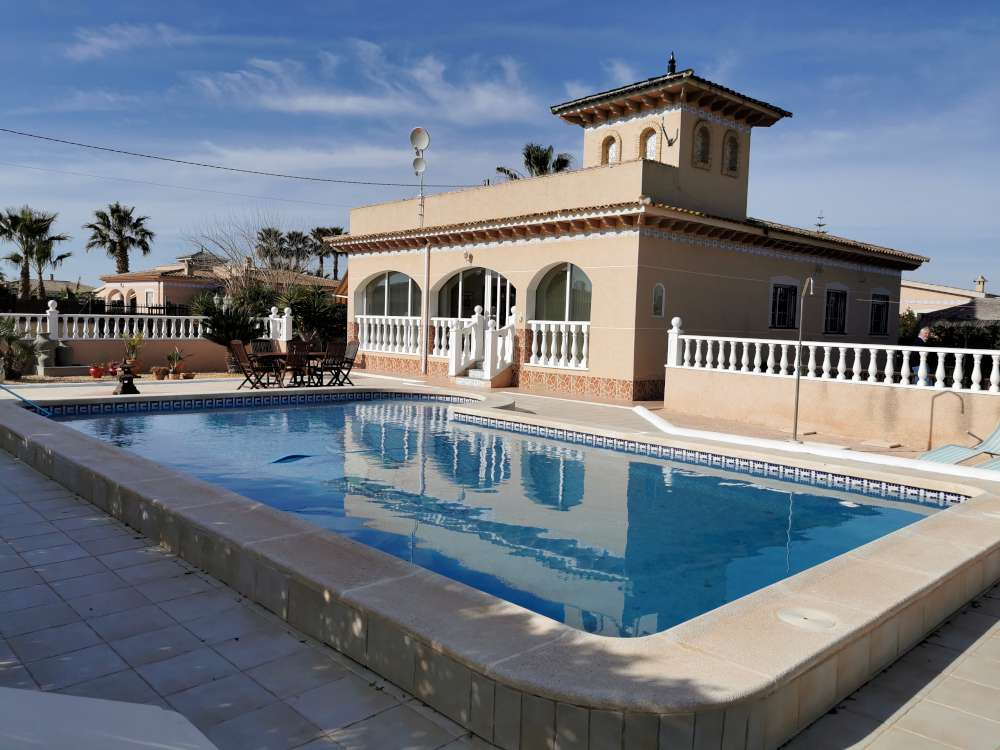 Ref:CGP JLM2778 Country Villa For Sale in Catral