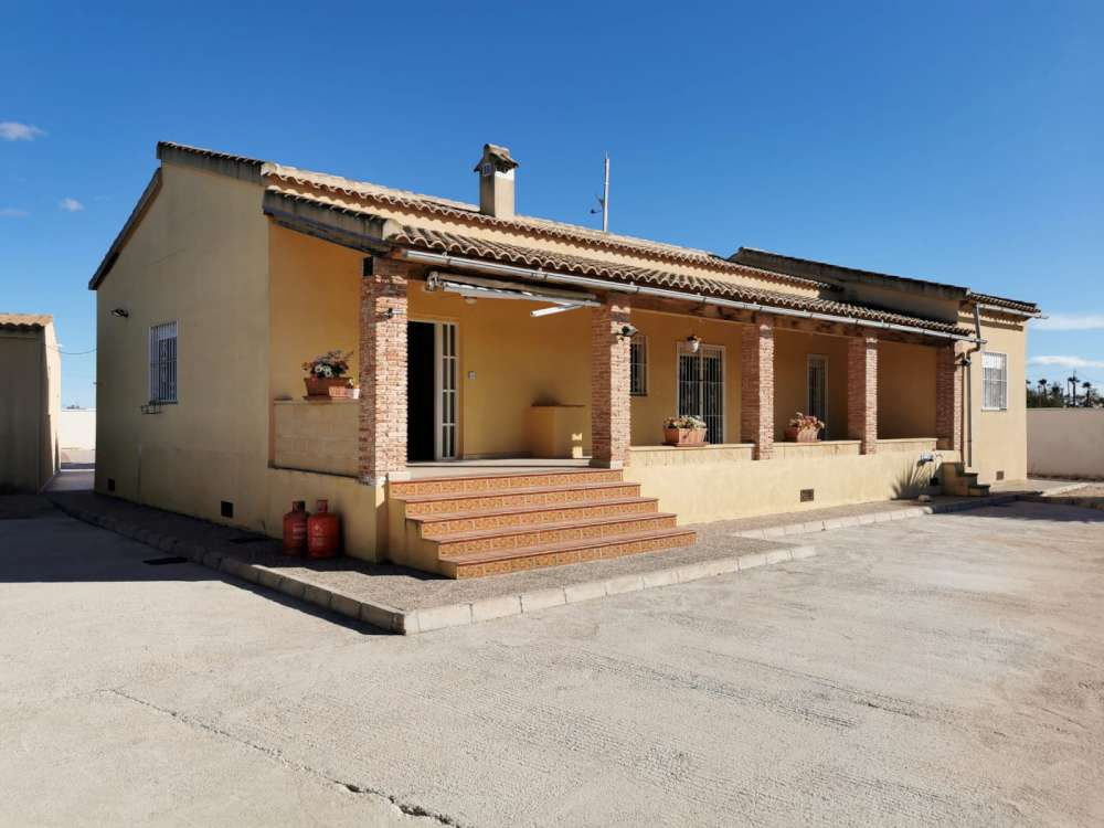 Ref:CGP JLM2783 Country Villa For Sale in Catral