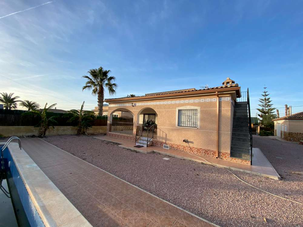 Ref:CGP JLM2786 Country Villa For Sale in Catral