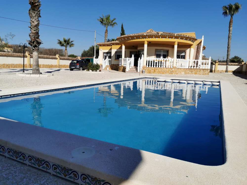 Ref:CGP JLM2793 Country Villa For Sale in Catral