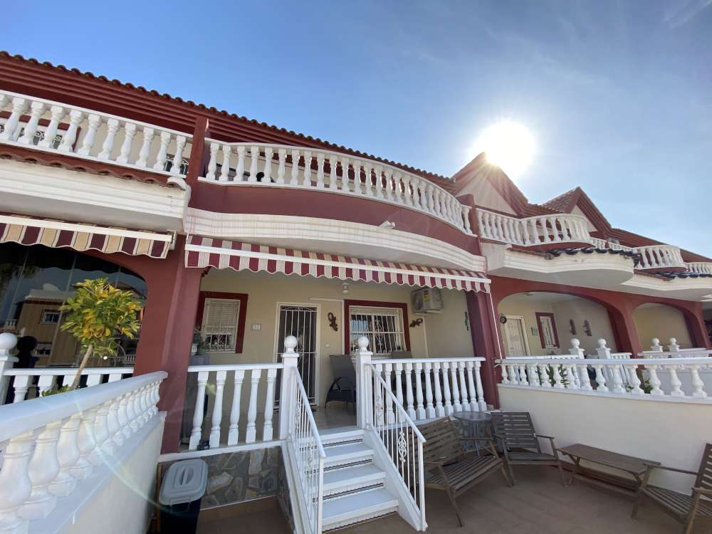 Ref:CGP JLM2801 Semi Detached Villa For Sale in Ciudad Quesada