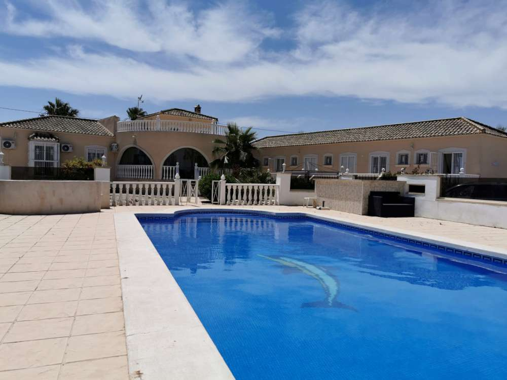 Ref:CGP JLM2807 Villa with annex For Sale in Dolores