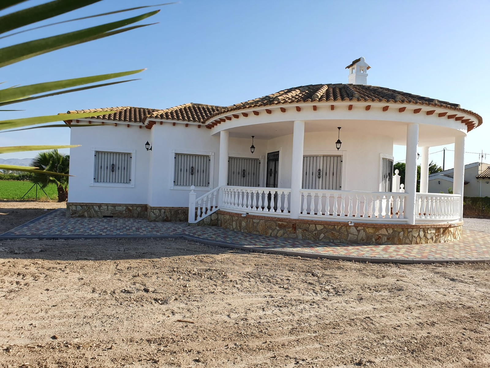 Ref:CGP JLMALBACATRAL Country Villa For Sale in Catral