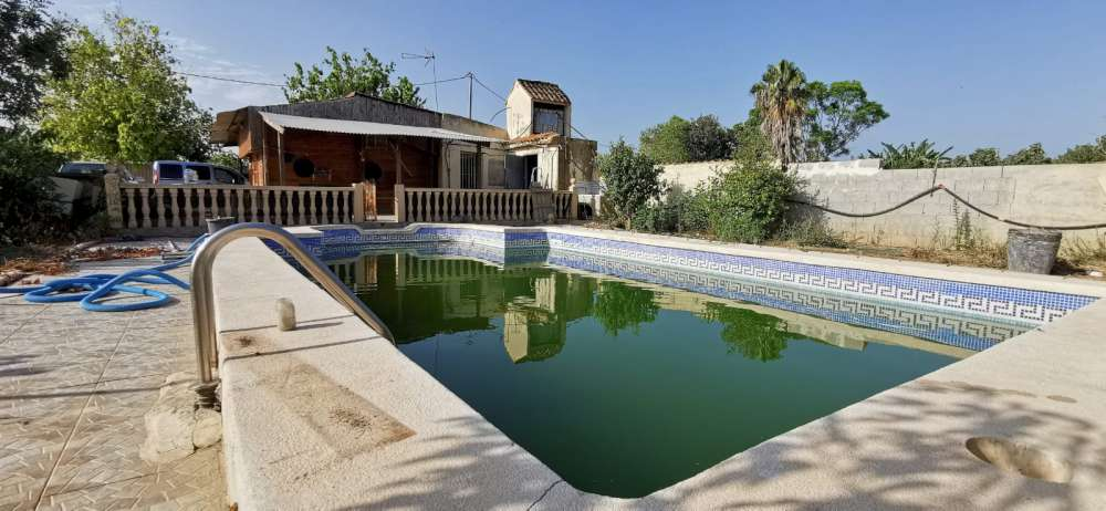 Ref:CGP JLM2840 Country Villa For Sale in Algorfa