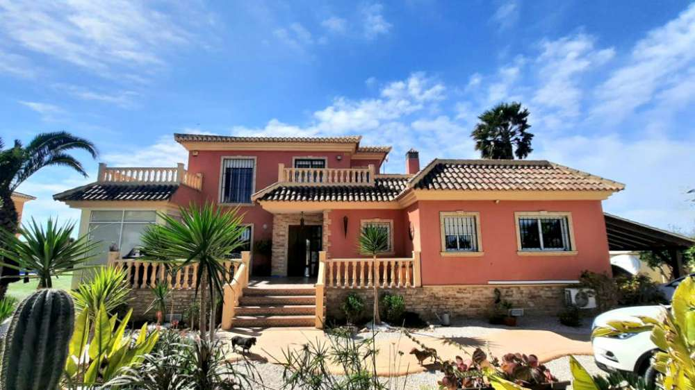 Ref:CGP JLM2844 Country Villa For Sale in Catral