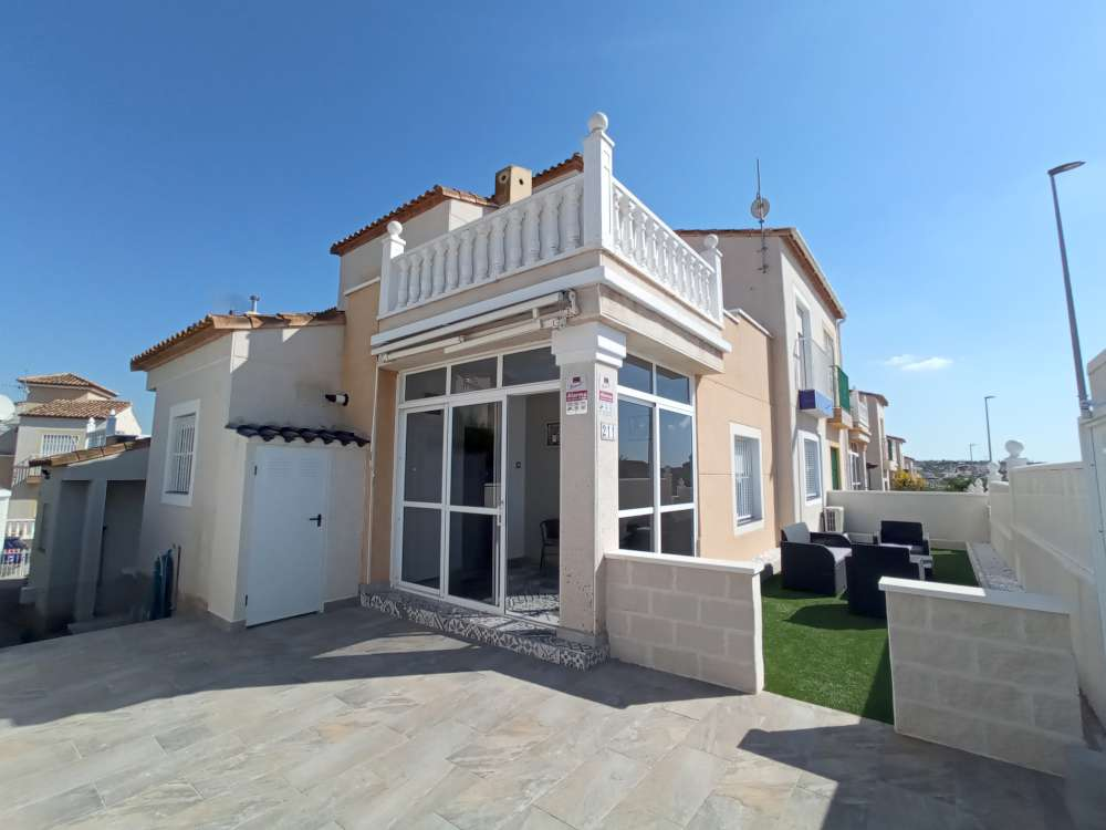 Ref:CGP JLM2856 Semi Detached Villa For Sale in Algorfa