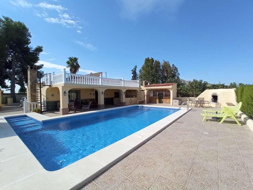 Ref:CGP JLM2859 Country Villa For Sale in Callosa de Segura