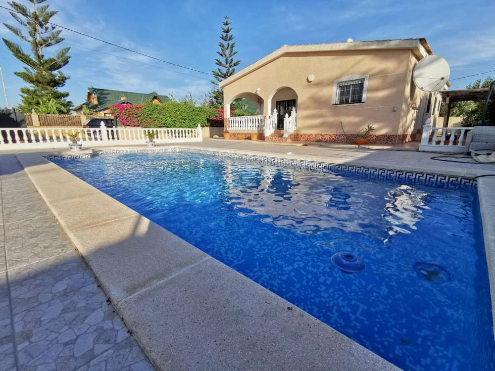 Ref:CGP JLM2864 Country Villa For Sale in Catral