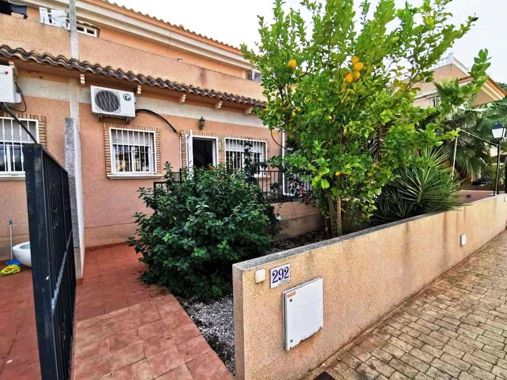 Ref:CGP JLM2879 Townhouse For Sale in Algorfa