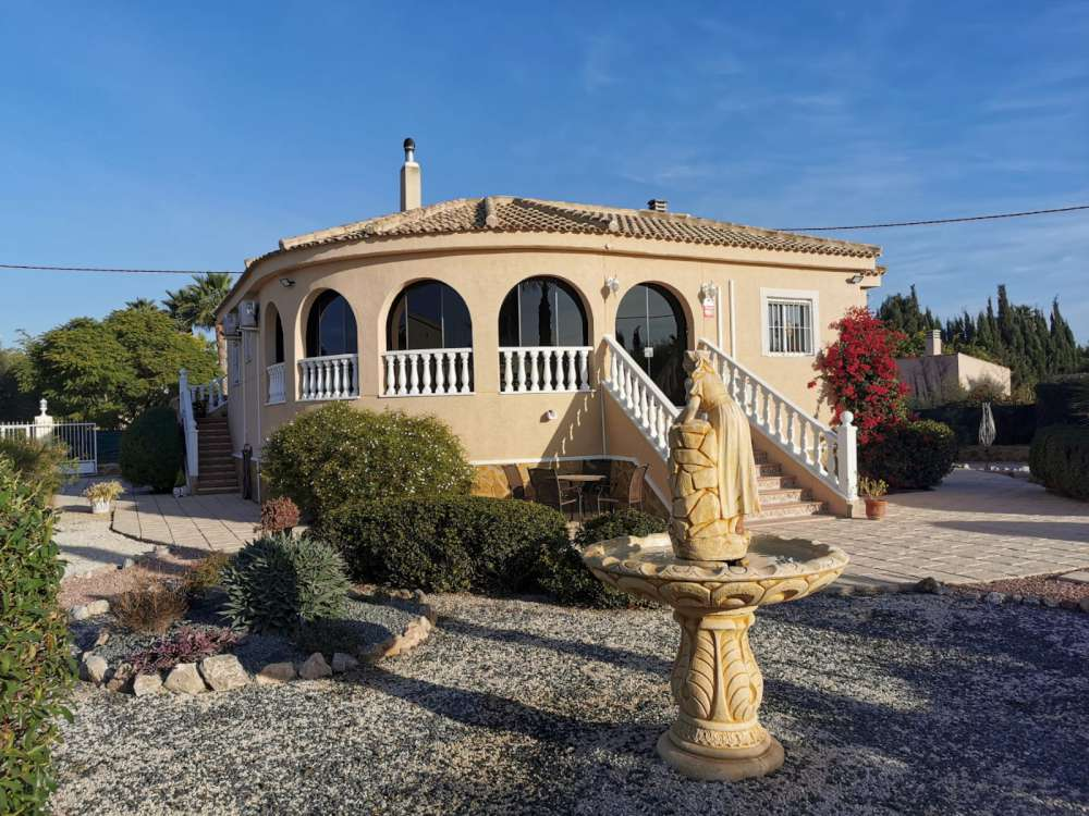 Ref:CGP JLM2884 Country Villa For Sale in Catral