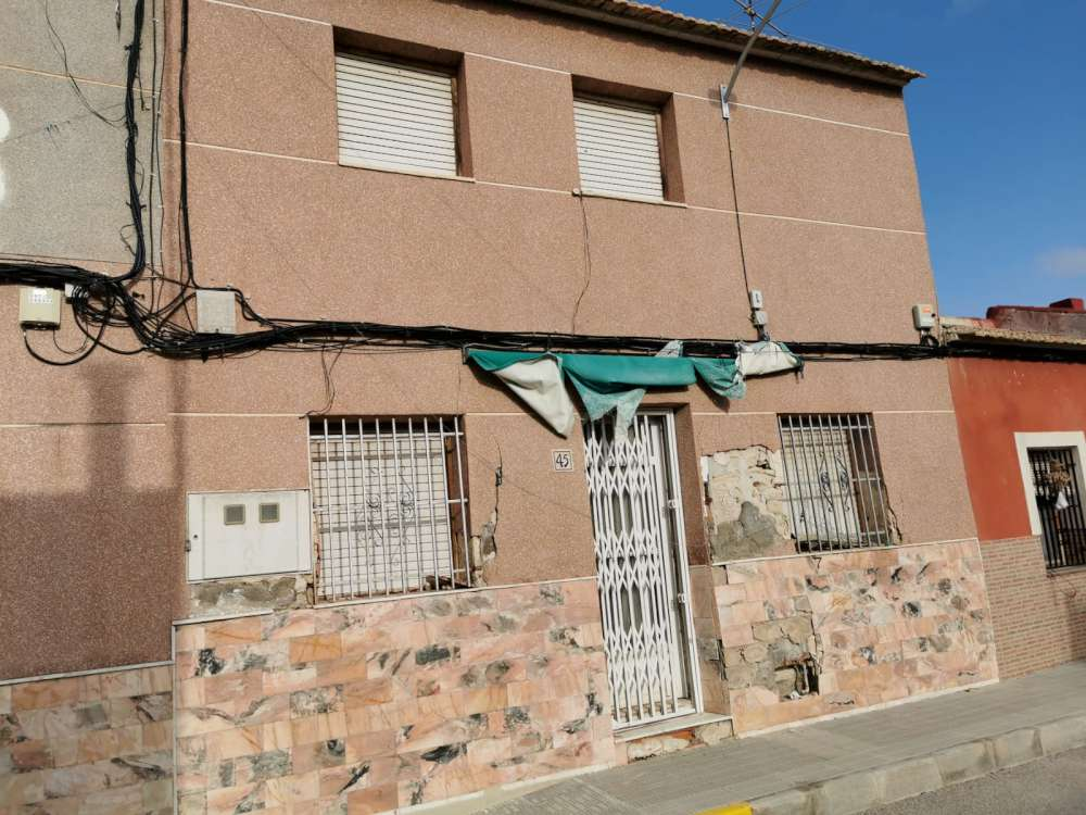 Ref:CGP JLM2889 Renovation For Sale in Almoradí