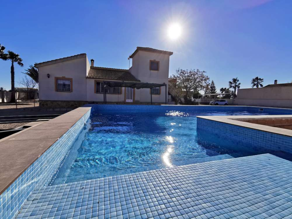 Ref:CGP JLM2604 Country Villa For Sale in Catral