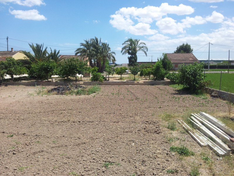 Land for sale in Dolores, Costa Blanca