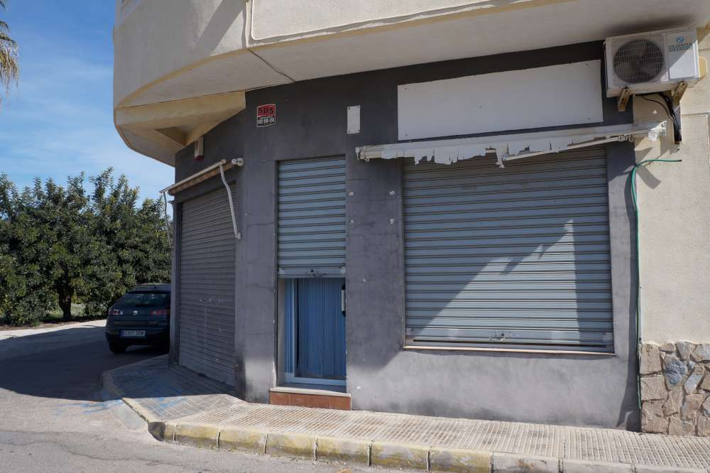 Commercial property for sale in Rafal, Costa Blanca