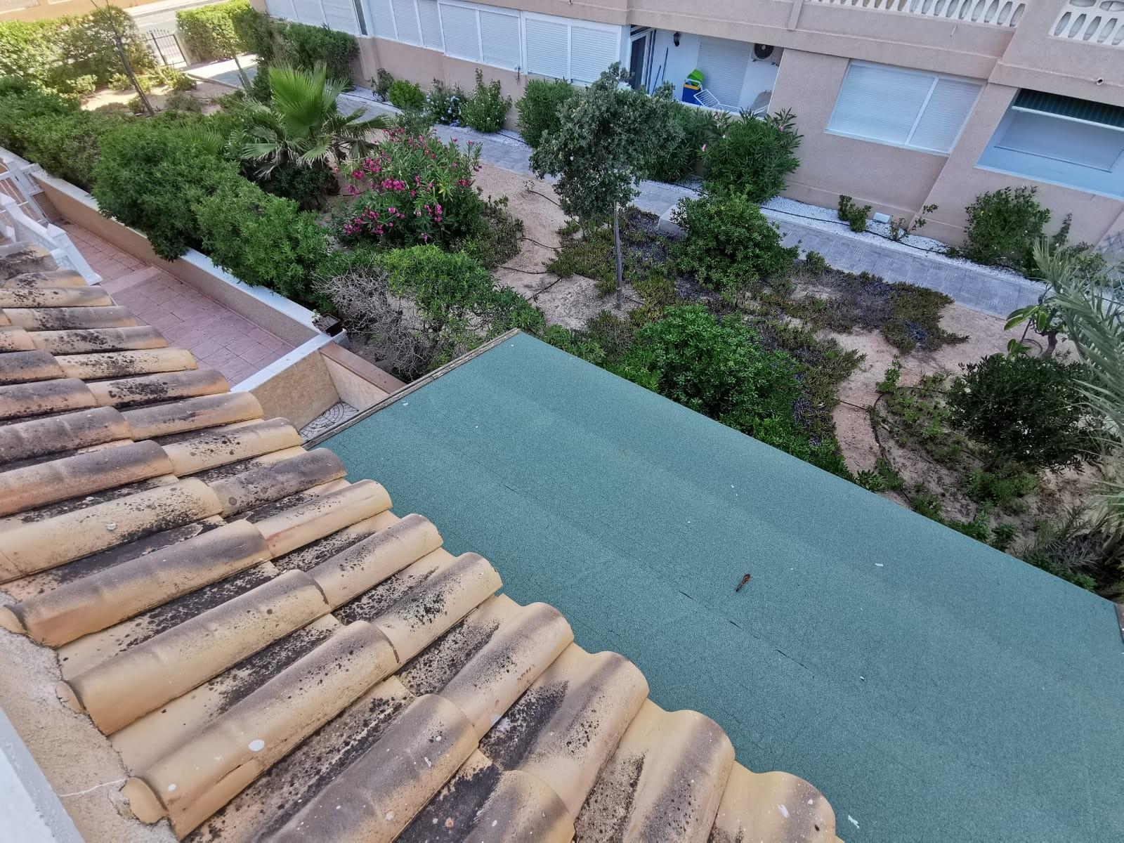 Rijwoning in La Mata - Bestaande bouw