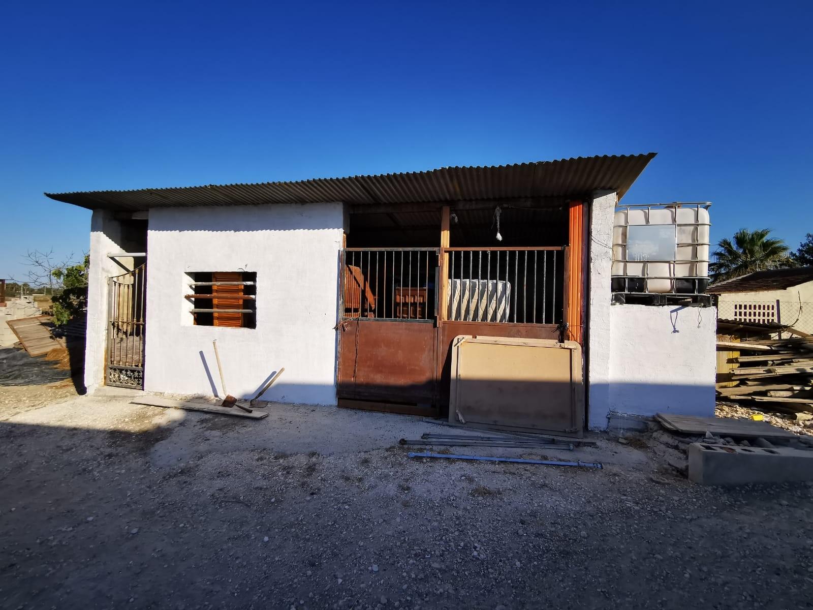 Finca in Dolores - Bestaande bouw