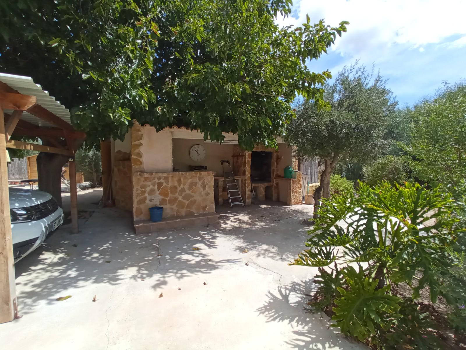 Finca in Crevillente - Bestaande bouw