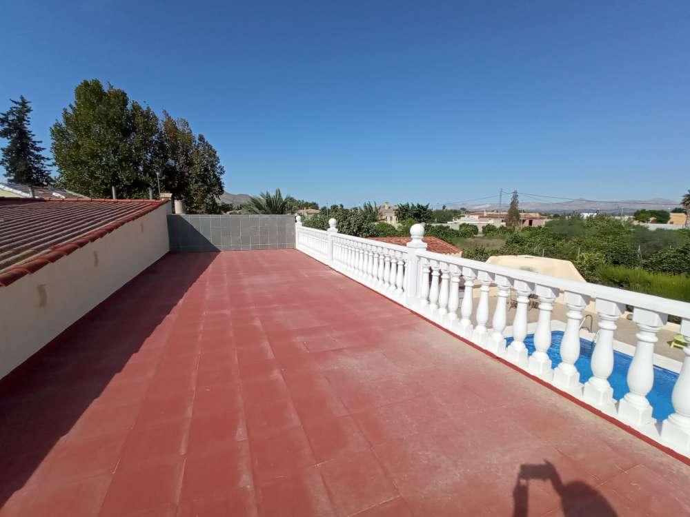 Finca in Callosa de Segura - Bestaande bouw