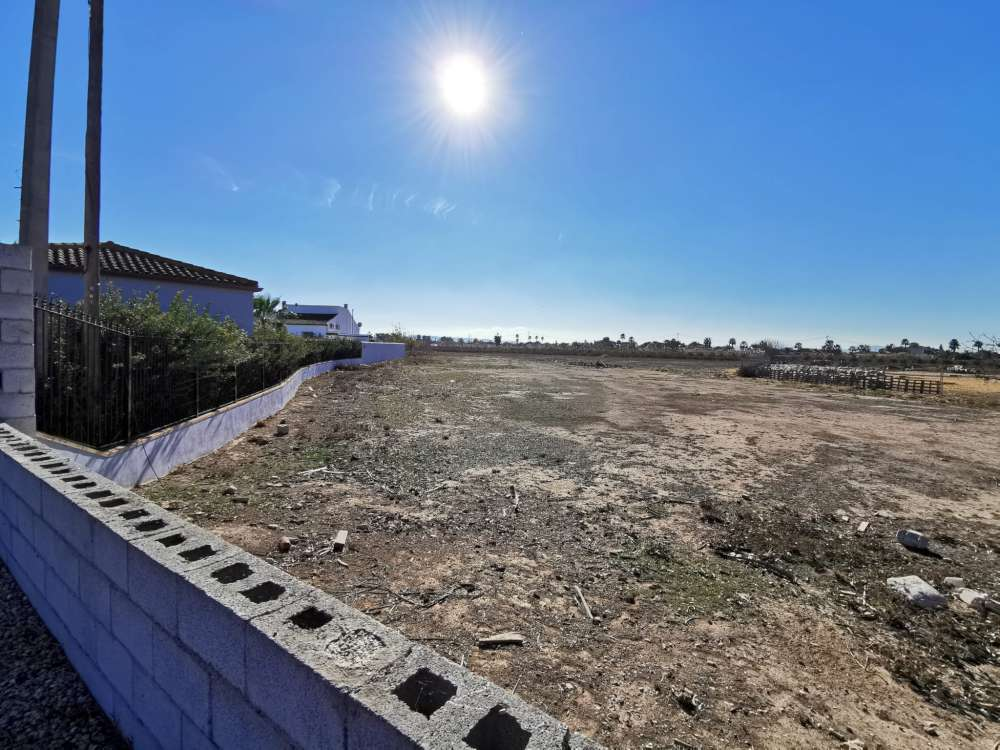 Land for sale in Catral, Costa Blanca