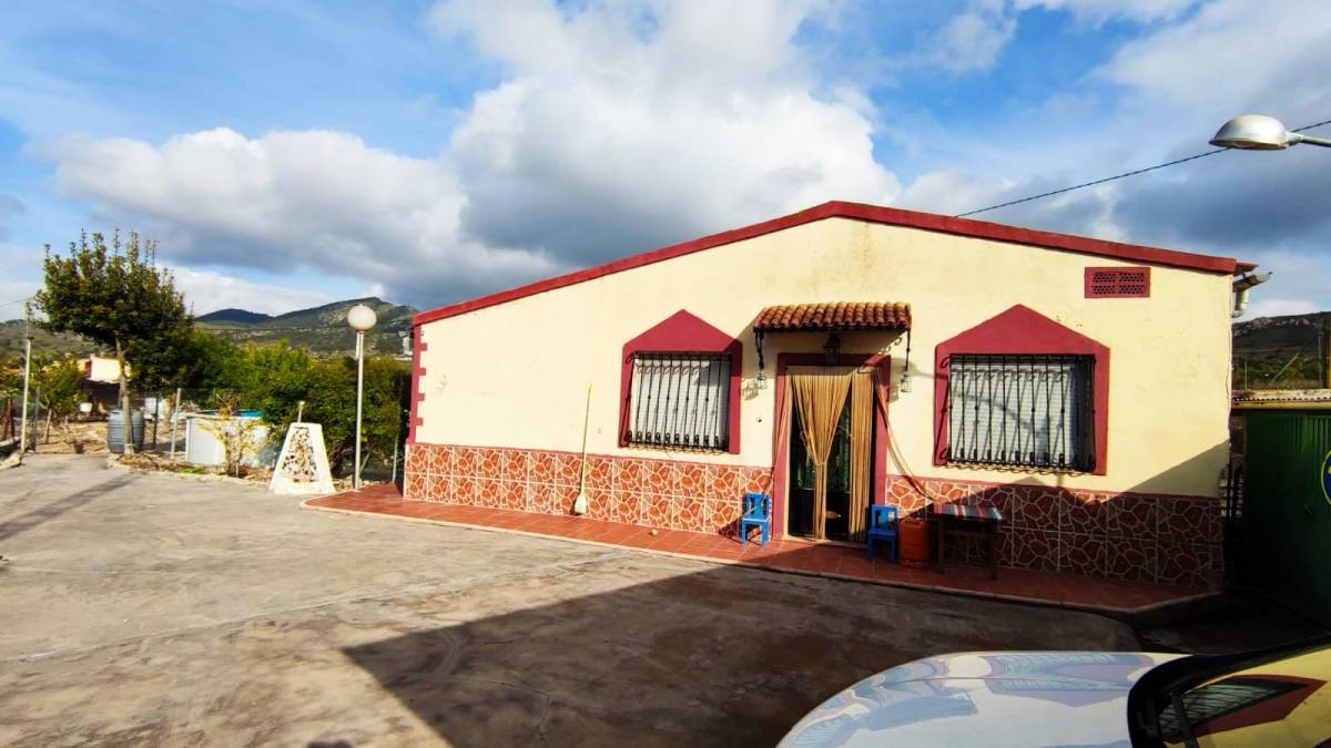 For sale: 4 bedroom finca in Hondón de los Frailes, Costa Blanca