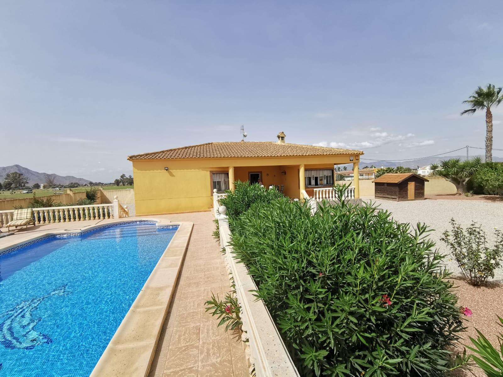 For sale: 3 bedroom finca in Catral, Costa Blanca